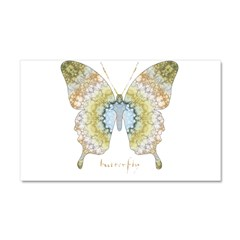 Haven Butterfly Car Magnet 20 x 12