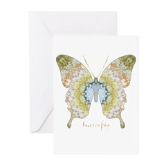 Haven Butterfly Greeting Cards (Pk of 10)