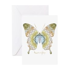 Haven Butterfly Greeting Card