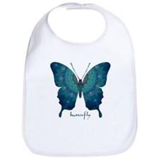 Mercy Butterfly Bib