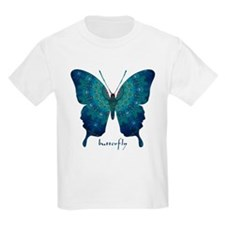 Mercy Butterfly Kids Light T-Shirt