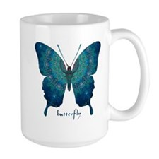 Mercy Butterfly Large Mug