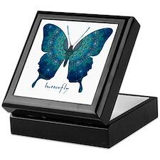 Mercy Butterfly Keepsake Box
