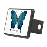 Mercy Butterfly Rectangular Hitch Cover