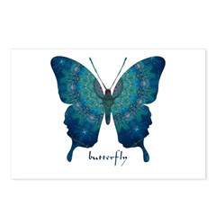 Mercy Butterfly Postcards (Package of 8)