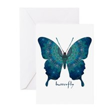 Mercy Butterfly Greeting Cards (Pk of 20)
