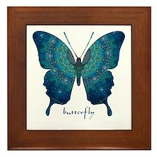 Mercy Butterfly Framed Tile