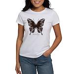 Namaste Butterfly Women's T-Shirt