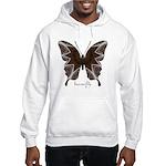 Namaste Butterfly Hooded Sweatshirt