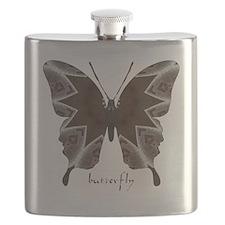 Namaste Butterfly Flask