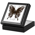 Namaste Butterfly Keepsake Box