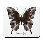 Namaste Butterfly Mousepad