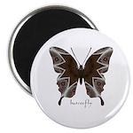 Namaste Butterfly Magnet
