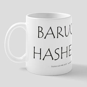 BARUCH HASHEM! Mug