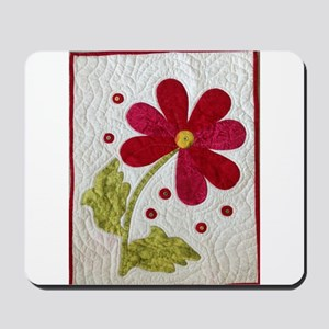 Give Yourself Flowers Today Mousepad