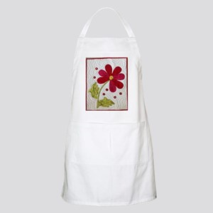 Give Yourself Flowers Today Apron