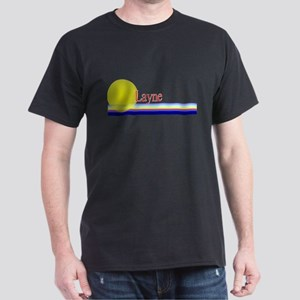 Layne Black T-Shirt