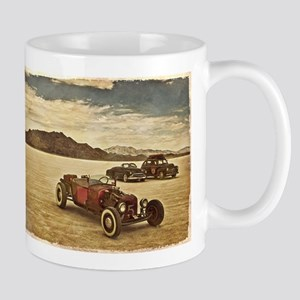 Hot Rods at Bonneville Mug