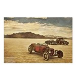 Hot Rods at Bonneville Postcards (Package of 8)
