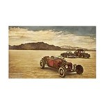 Hot Rods at Bonneville 35x21 Wall Decal