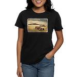 Hot Rods at Bonneville Women's Dark T-Shirt