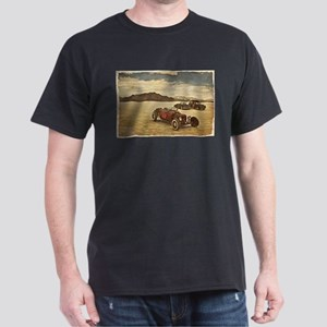 Hot Rods at Bonneville Dark T-Shirt