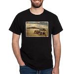 Hot Rods at Bonneville Dark T-Shirt