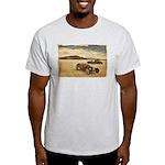 Hot Rods at Bonneville Light T-Shirt