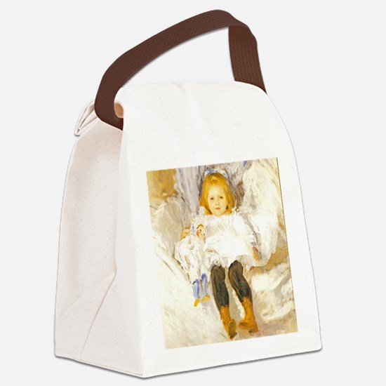 My Dolly Canvas Lunch Bag