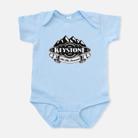 Keystone Mountain Emblem Infant Bodysuit
