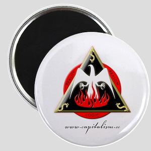 SRC Logo Magnet