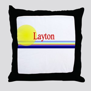 Layton Throw Pillow