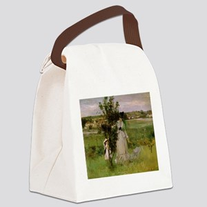 Hide and Seek Canvas Lunch Bag