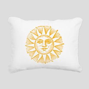 Sunny Day Rectangular Canvas Pillow