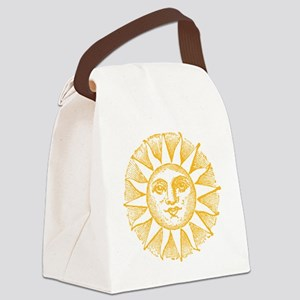 Sunny Day Canvas Lunch Bag