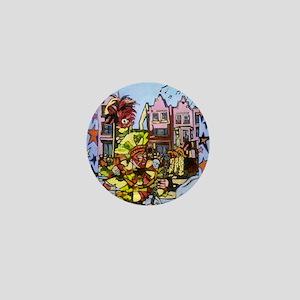 Philadelphia Mummers Parade Mini Button