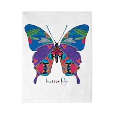 Exuberant Butterfly Twin Duvet