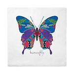 Exuberant Butterfly Queen Duvet