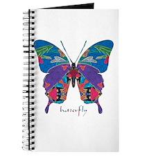 Exuberant Butterfly Journal