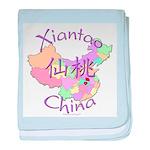 Xiantao China baby blanket