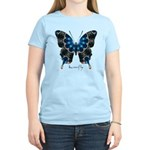 Witness Butterfly Women's Light T-Shirt