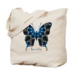 Witness Butterfly Tote Bag
