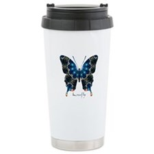 Witness Butterfly Stainless Steel Travel Mug