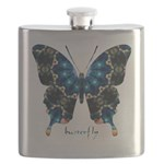 Witness Butterfly Flask