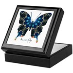 Witness Butterfly Keepsake Box