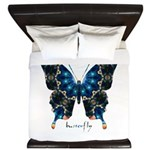 Witness Butterfly King Duvet