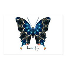 Witness Butterfly Postcards (Package of 8)