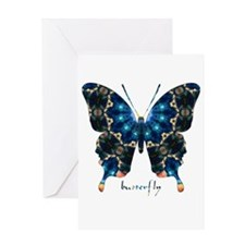 Witness Butterfly Greeting Card