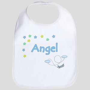 Star Pilot Angel Bib