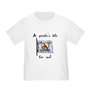 8018c580a A Pirates Life For Me Baby Clothes & Accessories - CafePress